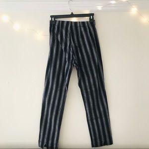 Brandy Melville stripe pants
